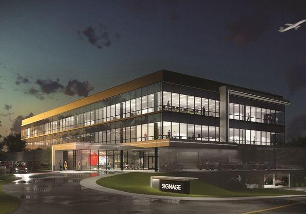 Gateway Center Grove Street Partners Batson-Cook Development
