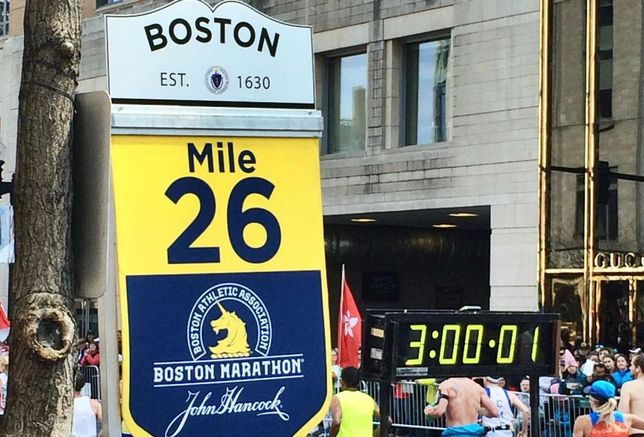 The 6 Most Interesting Sites Along The Boston Marathon Route