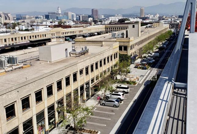 The Row DTLA is quickly becoming one of downtown's must visit retail destination.