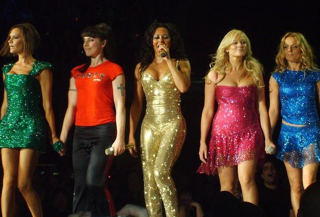 Spice Girls 1990s fashion