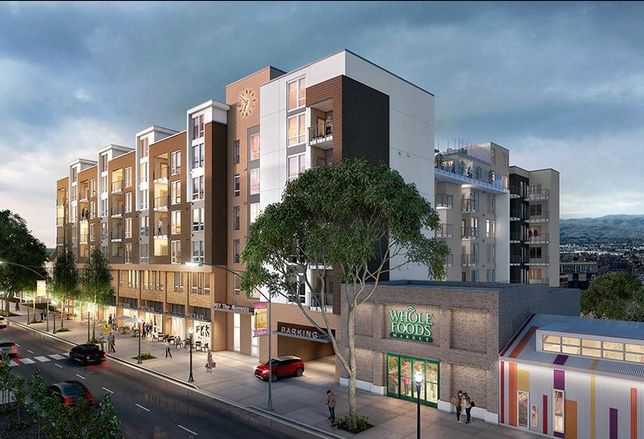Downtown San Jose Apartment Complex Begins Pre-Leasing