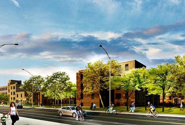 Lathrop Homes Redevelopment Chicago