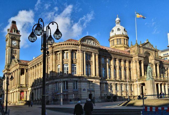 Birmingham city council offices council house