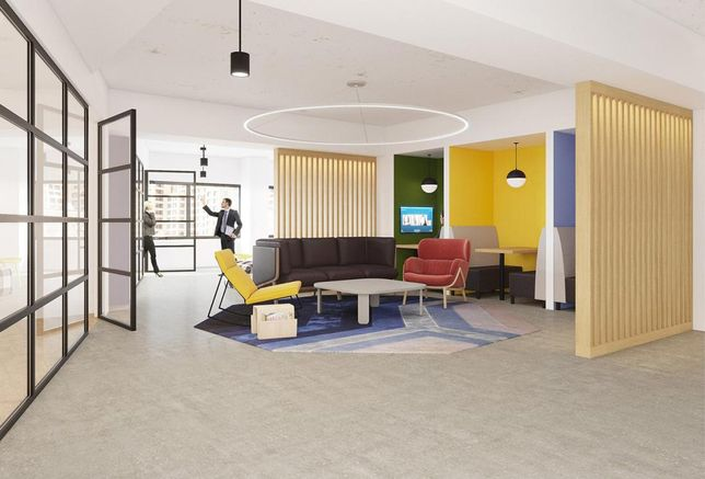 This Crystal City Accelerator Is The Post Coworking Space Startups Are Looking For