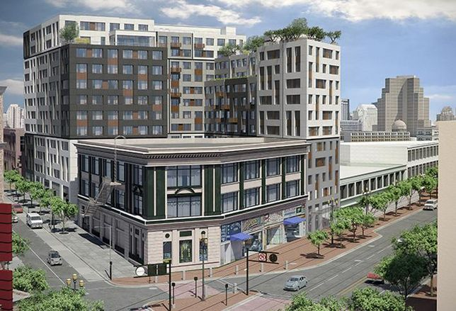 Shorenstein Begins Company's First Ground-Up Multifamily Project In San Francisco In Decades