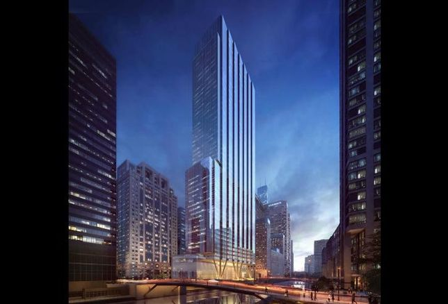110 North Wacker Drive, Chicago