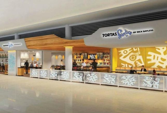 Tortas Frontera, O'Hare International Airport