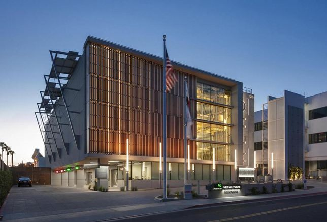 How This WeHo Garage Makes Parking Easy, Cost-Effective And Sustainable