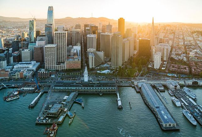 Large Office Space Becoming Scarcer In San Francisco As Tech, Coworking Vie For Offices