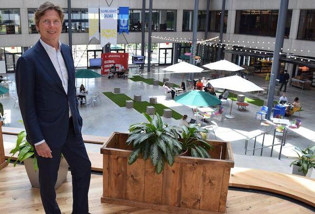The Dutch Developer Of The World's Smartest Building Has Sights Set On U.S. Expansion