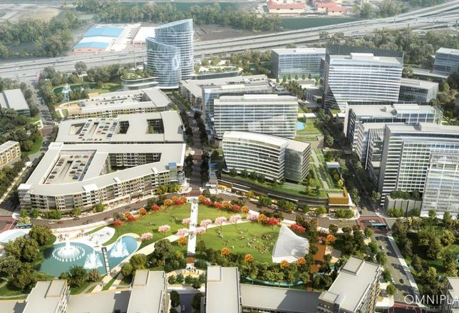 Howard Hughes Building 8.7M SF Mixed-Use In Allen