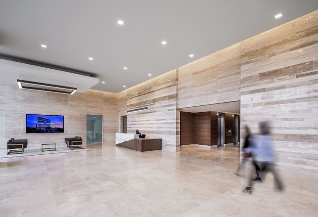 Houston's Office Buildings Get Smart With Emerging Technology