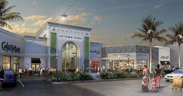 New Restaurant Announced As Uptown Park Undergoes Redevelopment