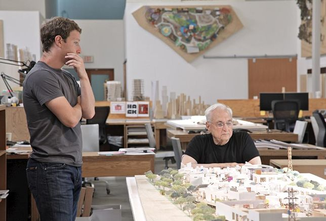 Facebook's West Campus Exceeds $1B In Construction Costs