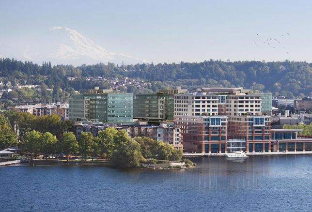Southport To Bring Office Space To Renton's Waterfront