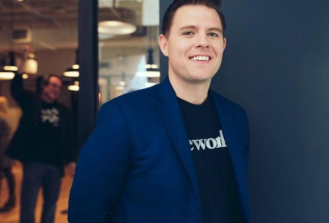 WeWork Southeast General Manager Bobby Condon