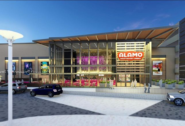 Alamo Drafthouse To Anchor The Hub At Frisco Station