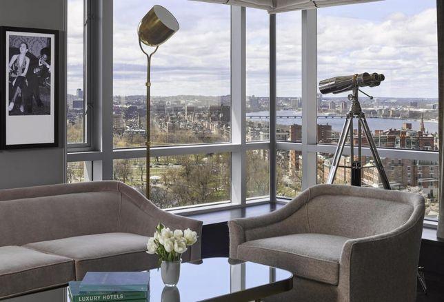 Kimpton's Debuts $12M Renovation To Nine Zero Hotel
