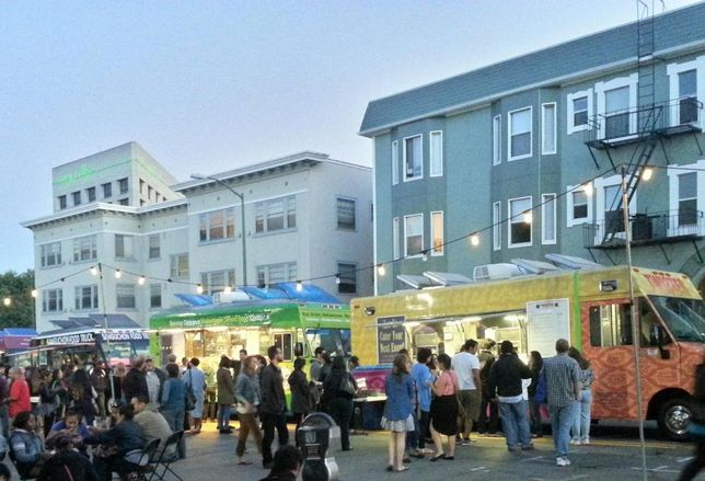 Food Trucks, Food Halls And Pop-Ups Are Reducing Risks For Restaurateurs