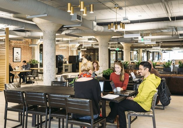 Industrious Expanding At Ponce City Market