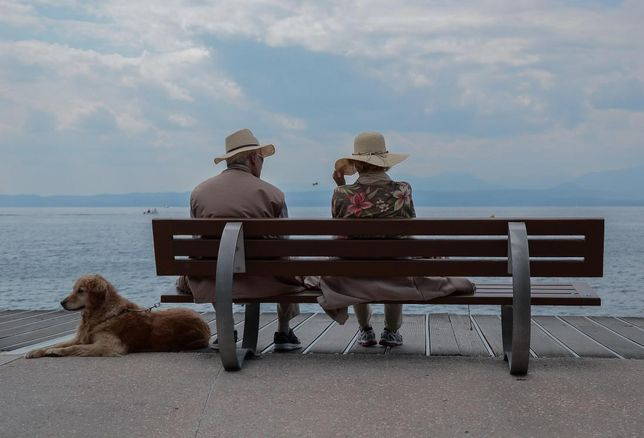 Healthcare and commercial real estate officials are preparing for a Silver Tsunami of aging seniors, a group that is expected to outnumber young people by 2035.