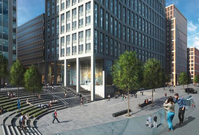 U.S. Giant Lincoln Property Buys £750M Reading Crossrail Development Project