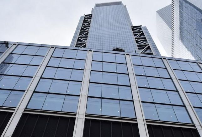 Uber Close To 300K SF Lease At World Trade Center