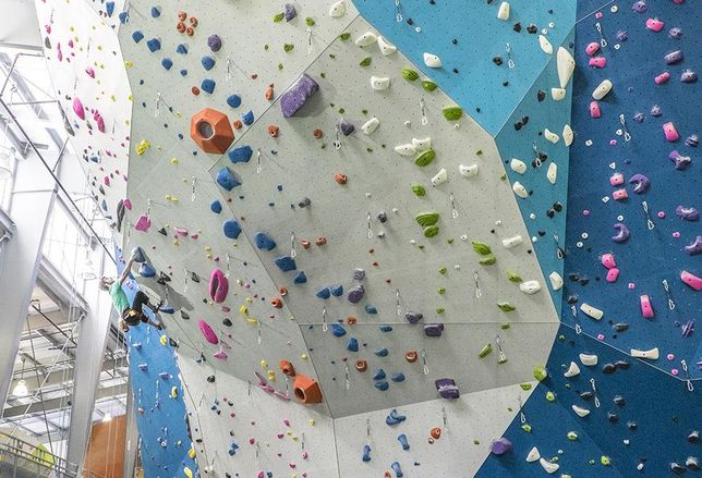 Climbing Gym Anchors Additional Locations, Plans For More Sites