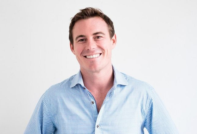 Pillow's Co-Founder and CEO Sean Conway
