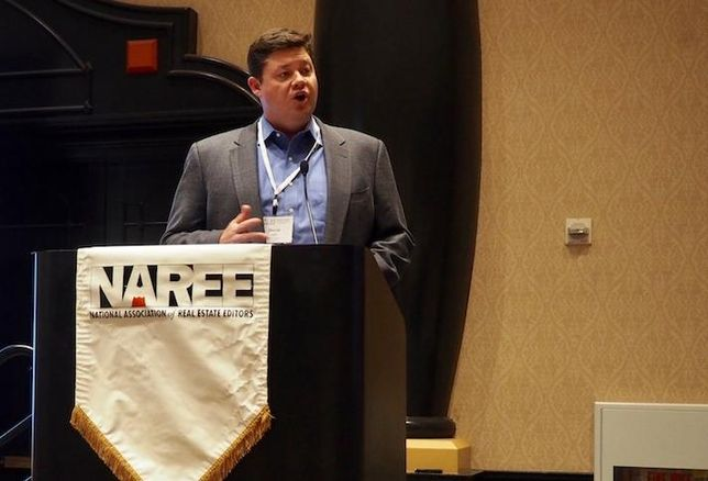 CBRE Global Head Of Industrial and Logistics Research David Egan