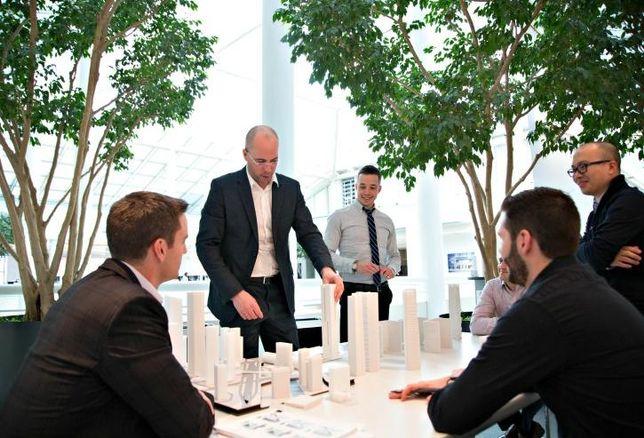 Goettsch Partners Principal Joachim Schuessler