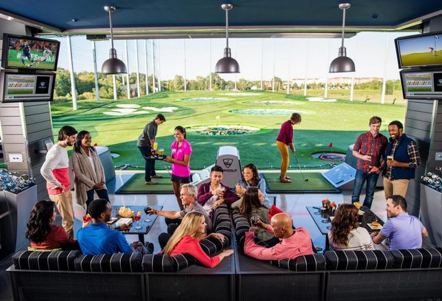Experiential Retailer Topgolf Swings Into San Jose