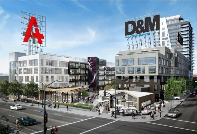 Kilroy breaks ground on much anticipated $450M mixed use Hollywood project