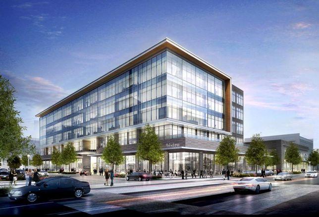Delayed Office Building Breaks Ground In Springwoods Village