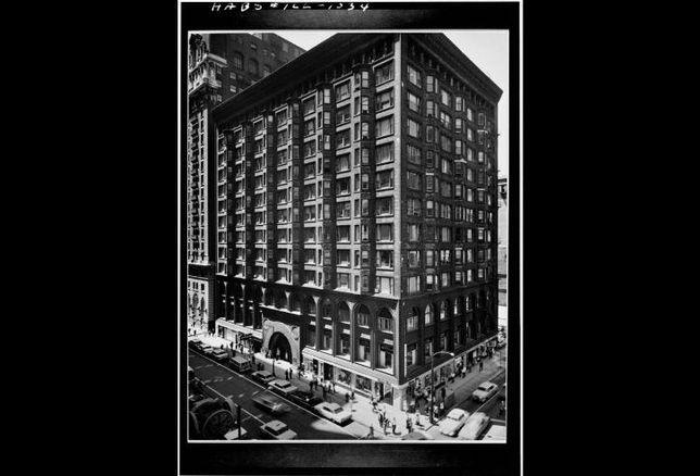 The Chicago Stock Exchange