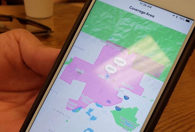 Lyft app is now a key component of car-free commute movement in the Alliance Corridor.