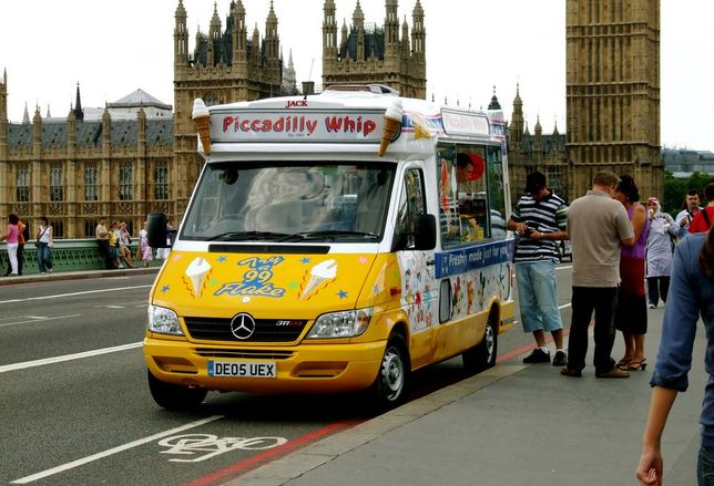 Endless Summer: What Are The Most Profitable Ice Cream Vans In London?