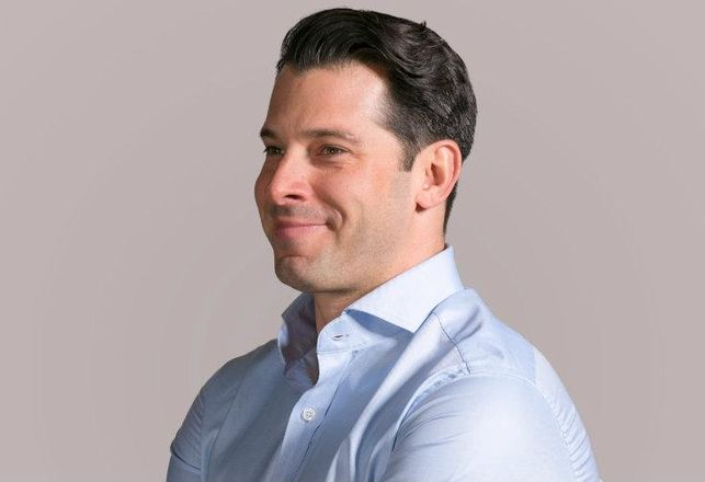 VTS co-founder and CEO Nick Romito