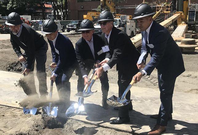 San Francisco's Last Waterfront Condo Development Breaks Ground