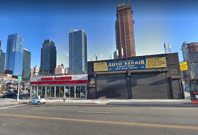 Marx Development Bringing 43-Story Hotel To Hudson Yards