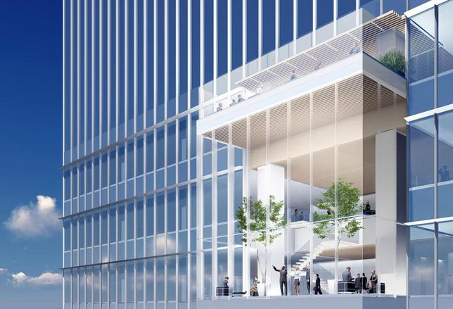 Hines And Ivanhoé Cambridge Launch Office Development In Downtown Houston