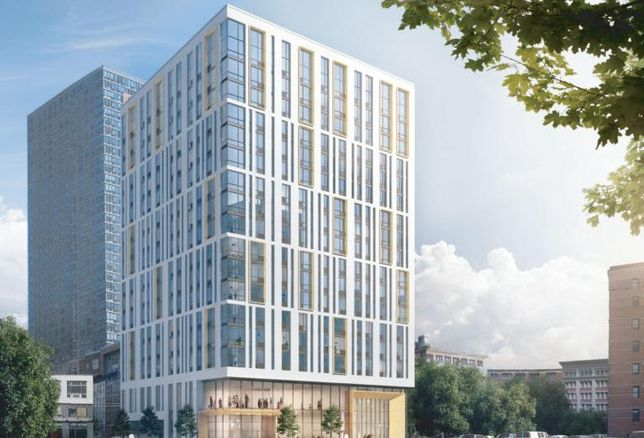 Lennar Affiliate Starts Construction On Jersey City Apartment Tower