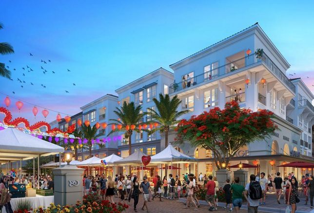 Rendering of KTGY's Bolsa Row project in Westminster, CA.