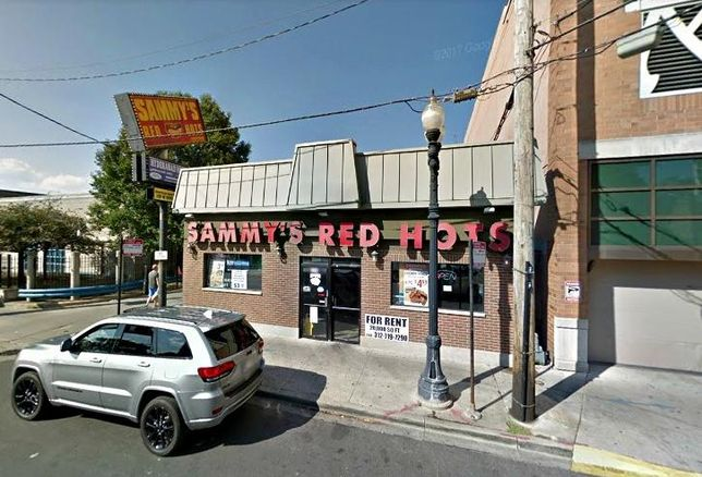 Sammy's Red Hots, Chicago