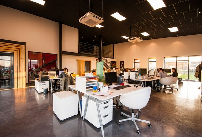 To Promote A Multigenerational Workforce, Landlords Focus On Human-Centric Office Design