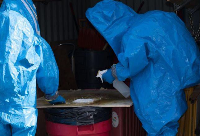 The Opioid Epidemic Is Turning Commercial Buildings Into Deadly Hazmat Zones, And No One Knows What To Do About It