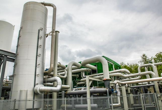 The world's first grid-scale liquid air energy storage (LAES) plant will be officially launched today. The 5MW/15MWh LAES plant, located at Bury, near Manchester will become the first operational demonstration of LAES technology at grid-scale.