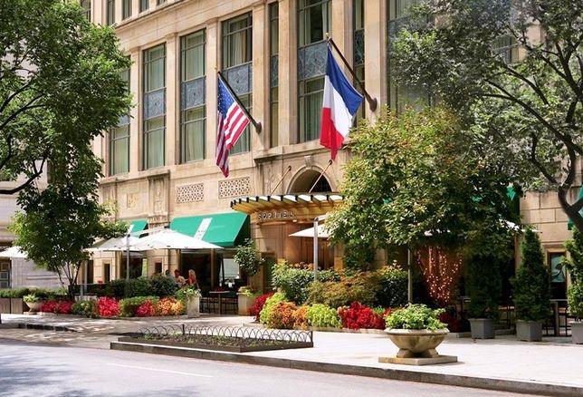 Sofitel Washington D.C. Lafayette Square LaSalle