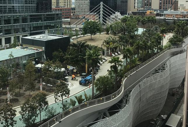 With Salesforce Transit Center's Opening Nearing, Transbay Joint Powers Authority Focuses On Next Phase: High-Speed Rail