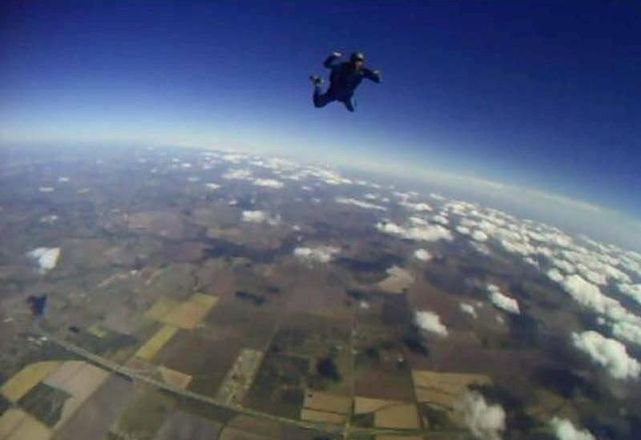 View From The Clouds: Transwestern EVP Justin Brasell Is Passionate About Skydiving And Skyscrapers
